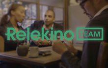リレキノチームに「問い合わせ」機能を追加
