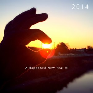 A Happened New Year 2014